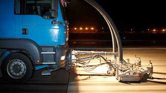 Technik der BGS Strate Wasserhochdruck GmbH